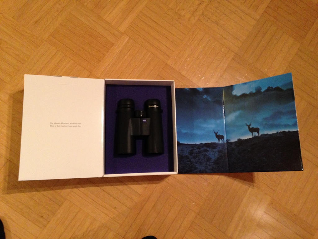 Zeiss Fernglas Mit Entfernungsmesser : Zeiss fernglas conquest hd testbericht die agentur